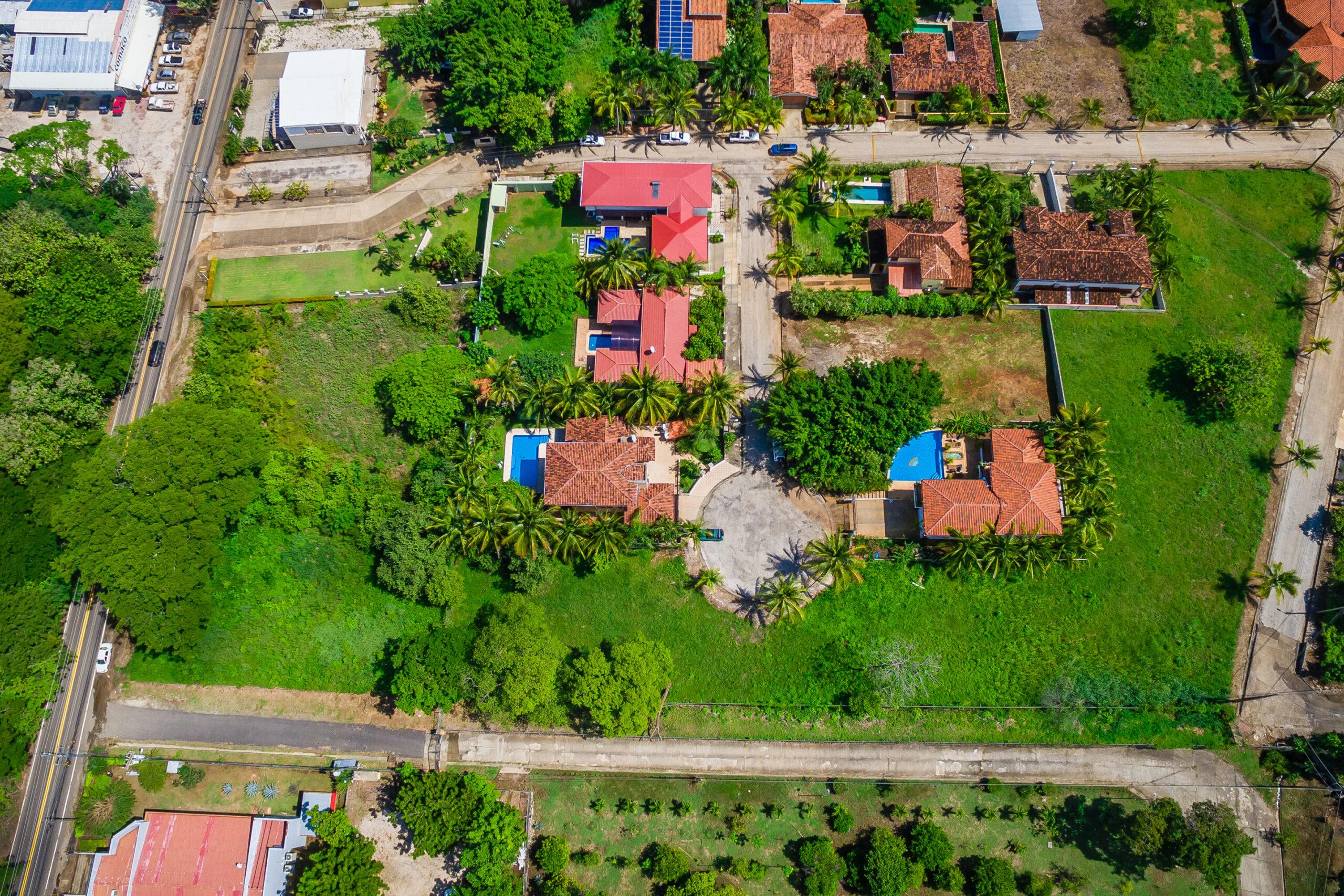 Costa Rica Real Estate - Altos de Flamingo Lot 12