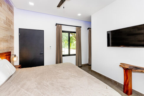 Bedroom with Outside Entrance