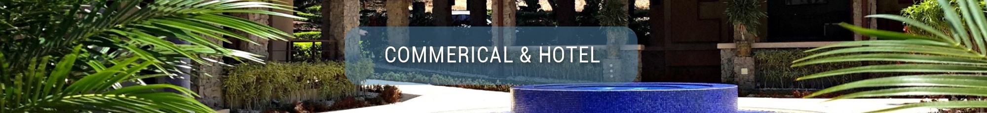 Commercial & Hotel Banner