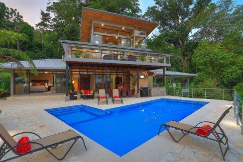 Costa Rica Real Estate - Casa Gran Reserva