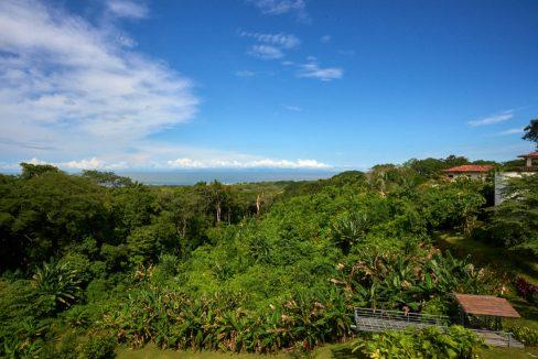 Costa Rica Real Estate -  Extraordinary Ocean View Estate Home