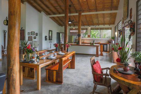 Costa Rica Real Estate - Boutique Riverside Resort near Uvita